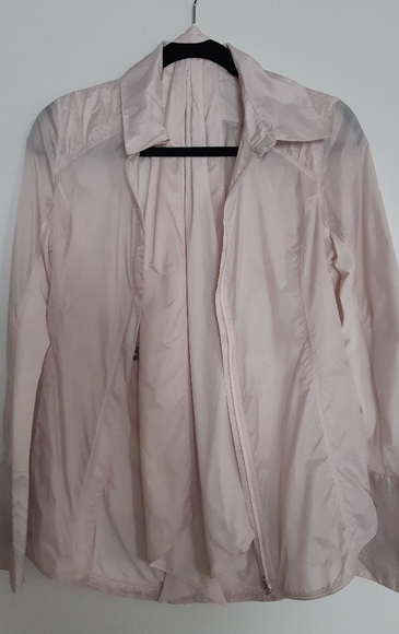 Lululemon Pedal Power wind jacket